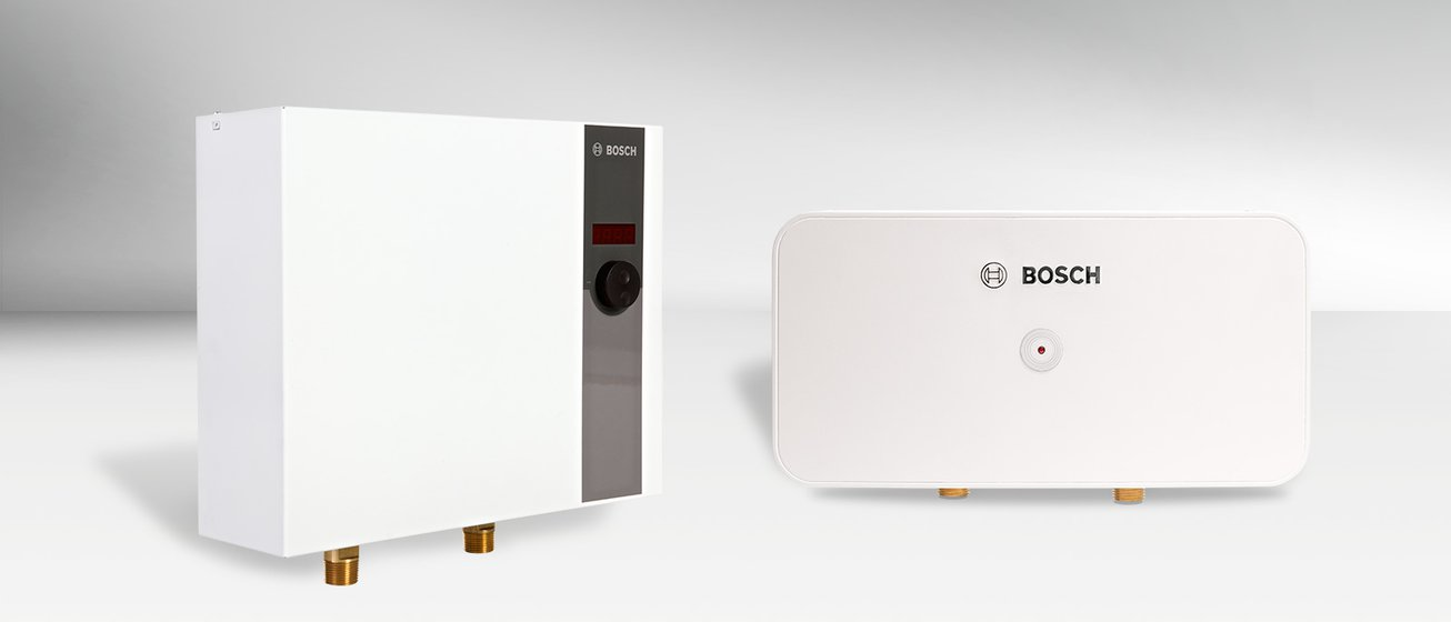 Electric Tankless Water Heaters